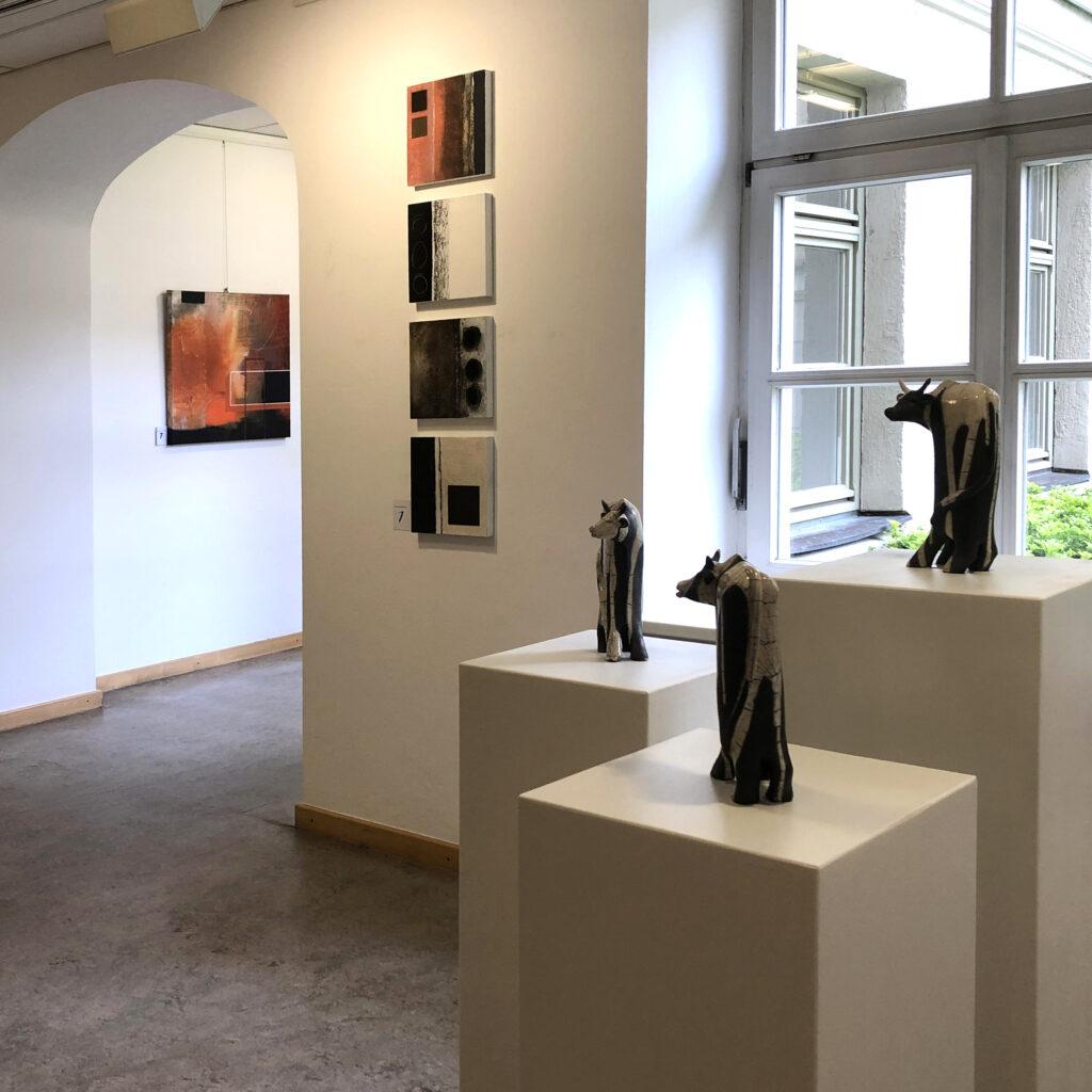 Ausstellung im Landesamt für Digitalisierung
