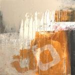 Keep on rolling Acrylmalerei