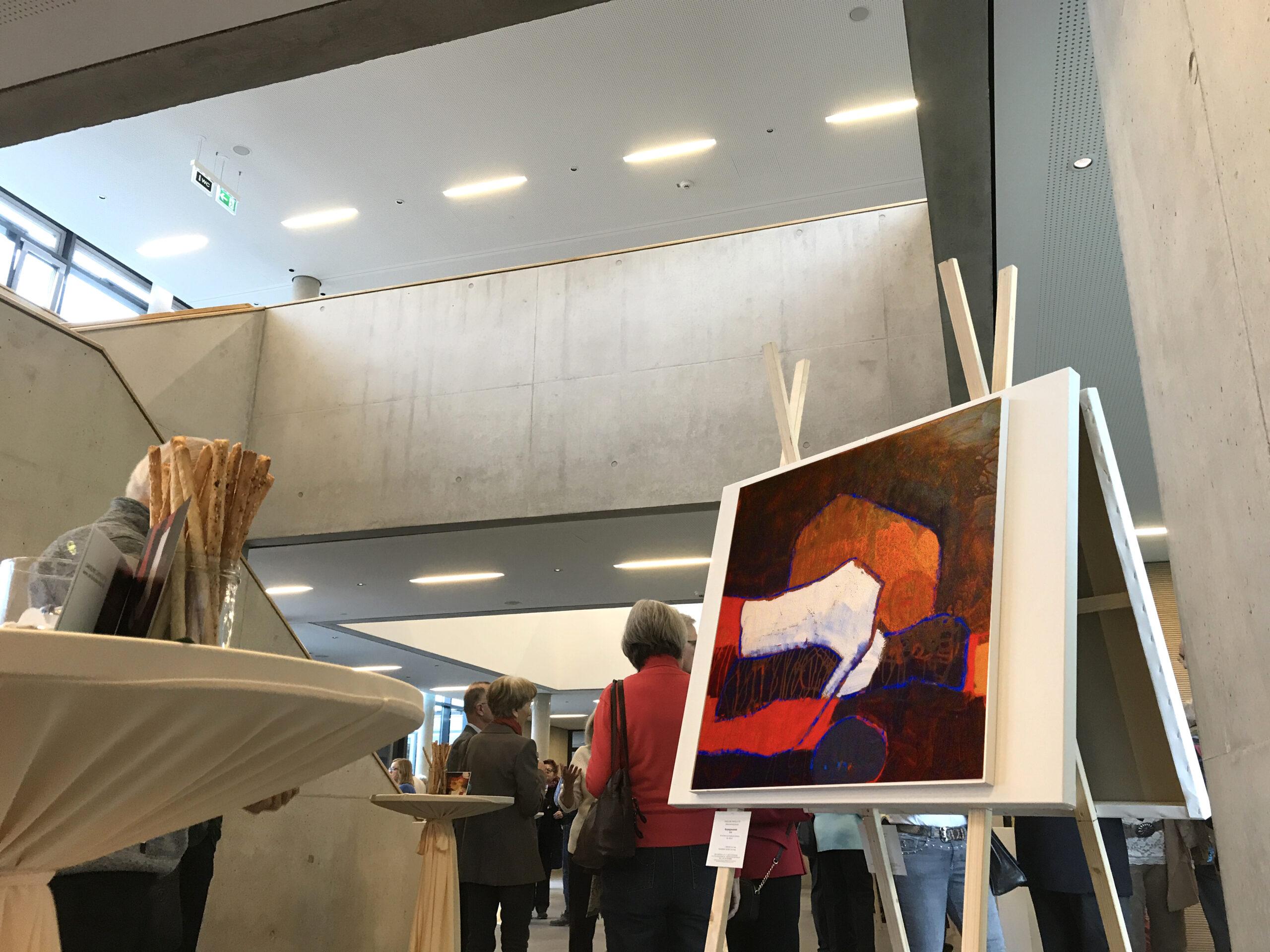 Kunst trifft Kultur, Ausstellung im Planegger Kupferhaus