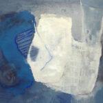 Les deux Acrylmalerei