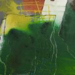 Terra mater Acrylmalerei