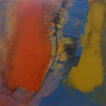 Acryl auf Leinwand90 x 90